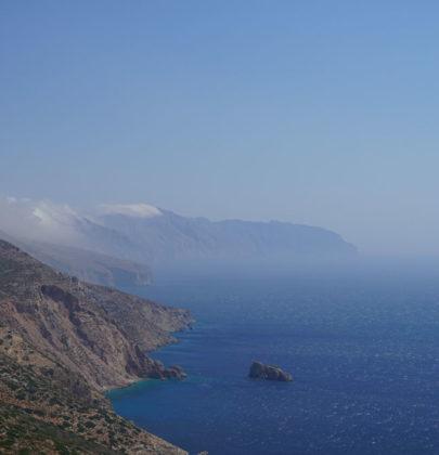 Grèce : voyager dans les cyclades. Amorgos, la sauvage.