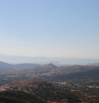 Comment organiser un voyage dans les cyclades : Naxos, la doyenne.