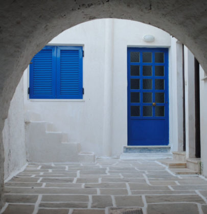 Voyage en Grèce et Coronavirus.