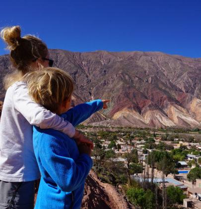📷 Boucle de Salta : las coloradas de Pumamarca, la montagne aux 7 couleurs, la palette du peintre et Tilcara