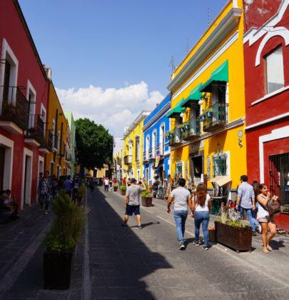 ¡Hola Mexico !  Transit dans la capitale et week-end découverte à Puebla.
