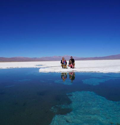 📷 Roadtrip au désert de sel de Salinas Grandes, un petit Uyuni.