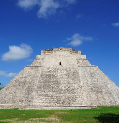 Les cités Mayas du Yucatan : Uxmal